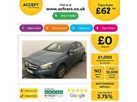 Mercedes-Benz A180 1.5CDI BlueEFFICIENCY AMG FINANCE OFFER FROM £62 PER WEEK!