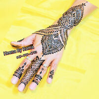 Henna Artist @Affordable Heena Rate -Mississauga and GTA