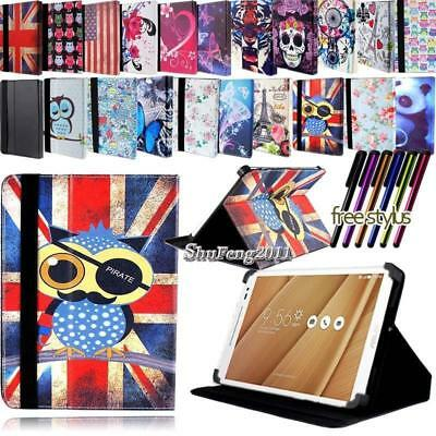 Memo Case - FOLIO LEATHER STAND CASE COVER For Various ASUS MEMO Pad 7 8 10 Tablet + STYLUS
