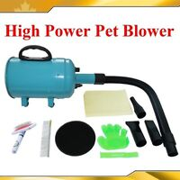 Brand New Blue Colorful Pet Animal Hair Dryer 122020