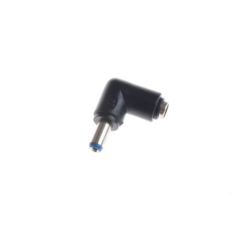 DC Power 5.5mm x 2.5mm Female To 5.5 x 2.1mm Male Right Angle Adapter Connector