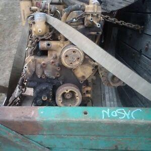 CAT 320 excavator engine Strathcona County Edmonton Area image 2
