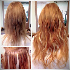 $295 Extensions, come in and transform you hair for the summer Peterborough Peterborough Area image 4