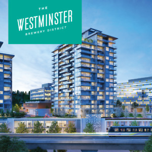 1 Bed   Brand new view home. Pet friendly. On SkyTrain.