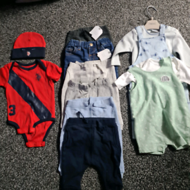 ' Next ' baby clothes bundle