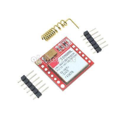 SIM800L GPRS GSM Module Micro SIM Card Board Quad-band TTL Serial Port Arduino