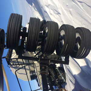 Bourgault Packer Wheels