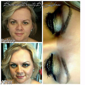 Certified mobile makeup and hair artist at affordable prices! Stratford Kitchener Area image 1