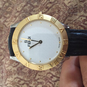 Fendi watches first production 1925 original West Island Greater Montréal image 2