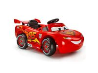 Lighting McQueen ride on WANTED!!