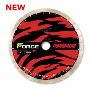 Terminator Force Saw Blade 16''