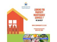 24HR LOCKSMITH 24HR ELECTRICIAN 24HR PLUMBER CLEANERS HANDYMAN & MORE PROPERTY MAINTENANCE SERVICES