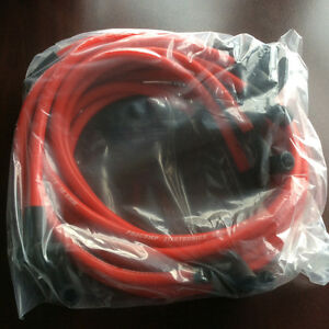 SPARK PLUG WIRES CHEV/FORD/MOPAR V-8's RED London Ontario image 2