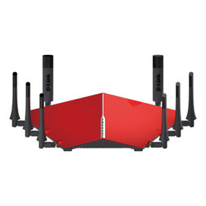 D-Link Wireless AC5300 Tri-Band Gigabit App-Enabled Router