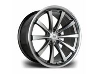 "*Load Rated* x4 20"" Riviera Ascot Alloy Wheels VW T5 T6 T6.1 Amarok Bmw 3 4 5 6"