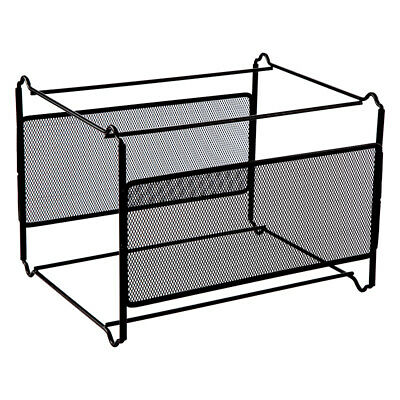 A4 Metal Desk Accessories Mesh Hanging File Folder Frame Documents Holder