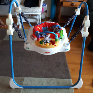 Fisher price baby jumper