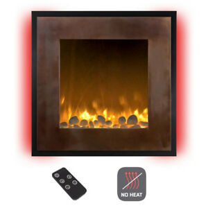 NEW Northwest 80-NH24-2004 Electric LED Fireplace