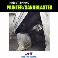 Industrial Painter/Sandblaster