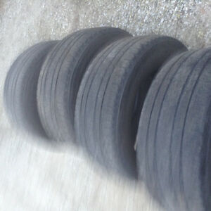 some tires