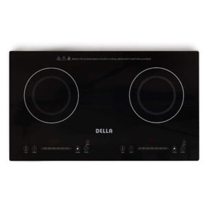 Induction Dual Cooker Counter top Burner Portable Cook top