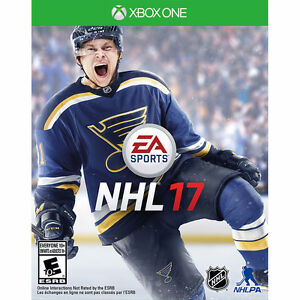 NHL 17 For Xbox One (In packaging)