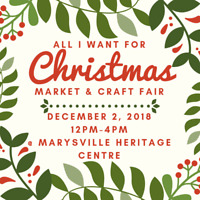 All I Want For Christmas Market & Craft Sale