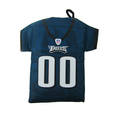 New Nfl Philadelphia Eagles Jersey Style Reusable Shopping Grocery Bag Tote