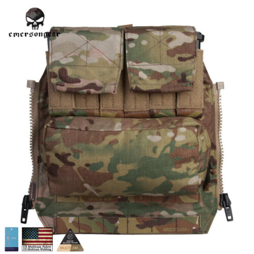 Emerson Molle Back Pack By Zip Panel FOR Plate Carrier JPC2.0 AVS CPC MC CB  9286 dcfdf63dcaf82