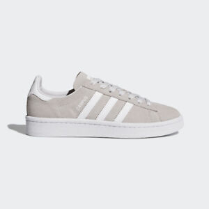 ADIDAS Campus Jr grey unisex Brand new w tags(wms size 7 1/2)