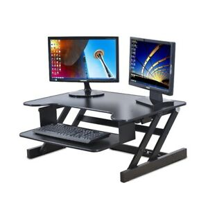 Ergonomic Sit to Stand Desk Riser - NEW in BOX