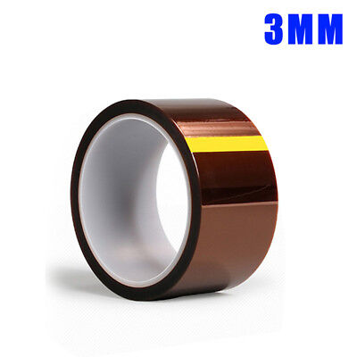 3mm X 2m Emi Copper Foil Shielding Tape Conductive Self Adhesive Barrier Guitar