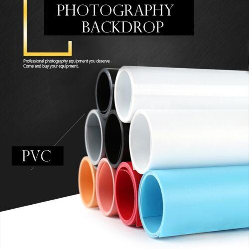 120cmx200cm PVC mate reflectante Papel De Fondo telón de fondo de fotografía laterales dobles
