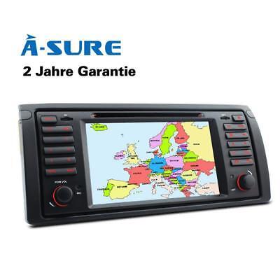 DVD GPS Für BMW E39 E53 X5 E38 5er Navi Autoradio DAB+ BT VMCD