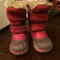 Acton Winter boots size 10