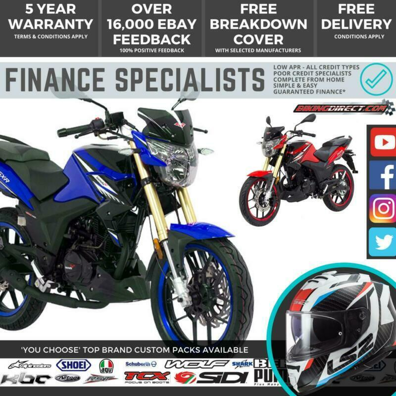 Lexmoto Zsx R 125 125cc Naked Sports Motorcycle Finance Uk Ire Delivery In Dundee Gumtree