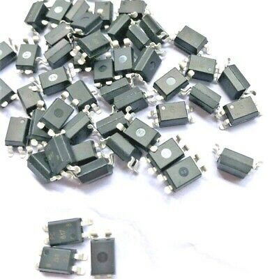 50pcs Pc817 817 Pc817c El817c Ltv817 Pc817-1 Smd Optocoupler 4 Sop Sop4