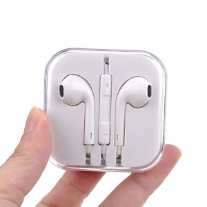 Apple EarPods with Remote and Mic (MD827ZM/A)
