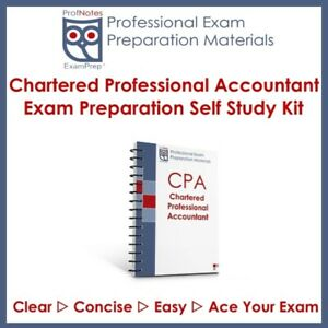 Chartered Professional Accountant [CPA CFE PEP] 2019 Core 1 & 2
