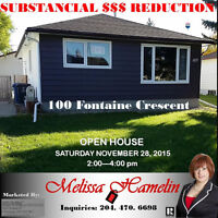 **PRICE REDUCED**  Don't miss it!