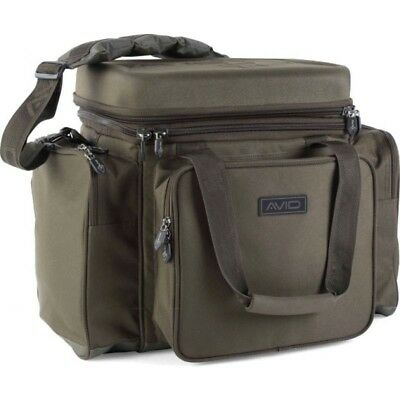 Avid Carp A-Spec Hardcase Carryall Standard Tasche Karpfen Angeln 50x39x35cm NEU
