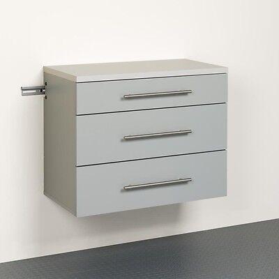 Prepac HangUps 3-Drawer Base Storage Cabinet GSCW-0730-1 Storage Cabinets NEW ()