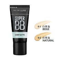 maybelline super bb cream shades
