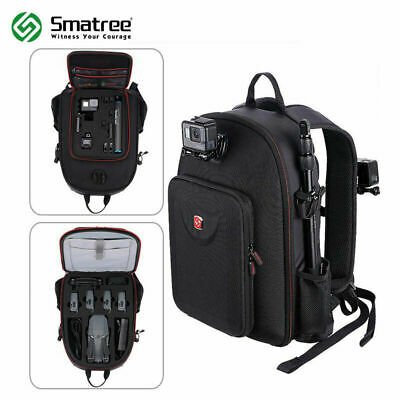 Smatree Mavic Pro Backpack for DJI Mavic Platinum Combo/GoPro Hero 7/6/5/4/3+