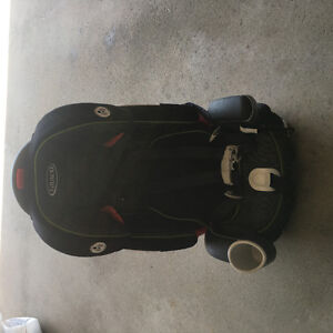 Graco multi stage car seat