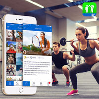 Free app to find workout / sport buddies!