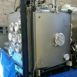 Stainless Steel PVD Vacuum Chamber Top quality!