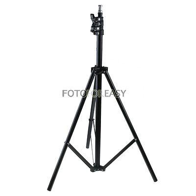 "195cm/6'4"" Photography Light Stand Tripod For Photo Studio Video Flash Lighting"