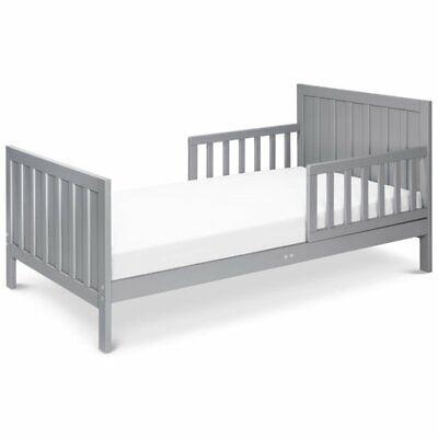 Carter's By DaVinci Benji Toddler Bed in Gray