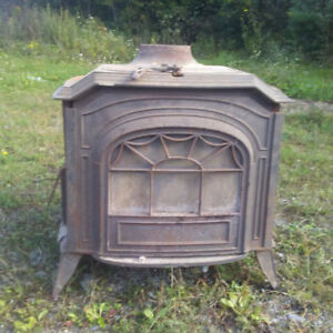 Wood Stove by Warnock Hersey